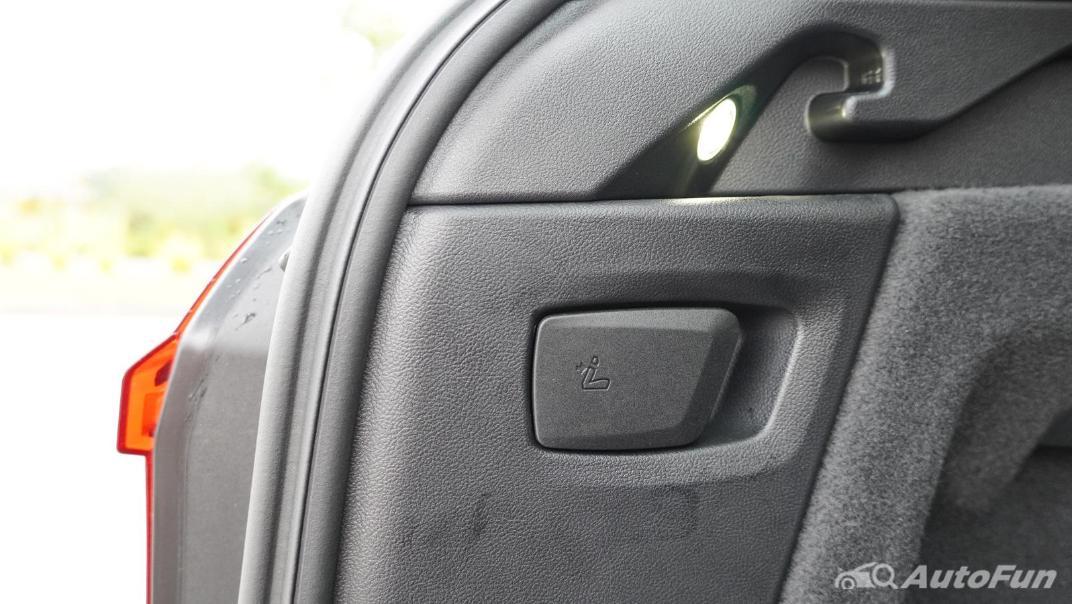 2020 2.0 BMW X3 xDrive20d M Sport Interior 084
