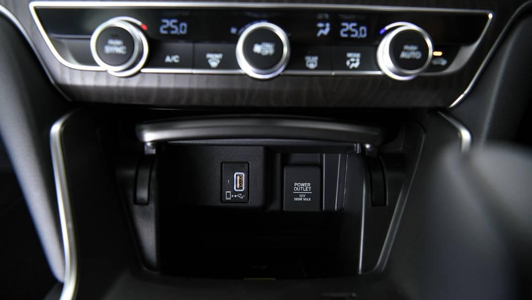 2021 Honda Accord 1.5 Turbo EL Interior 050