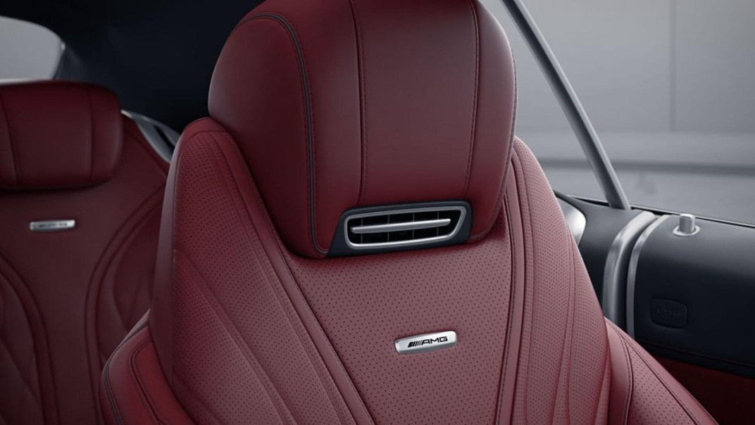 Mercedes-Benz S-Class Cabriolet 2020 Interior 010