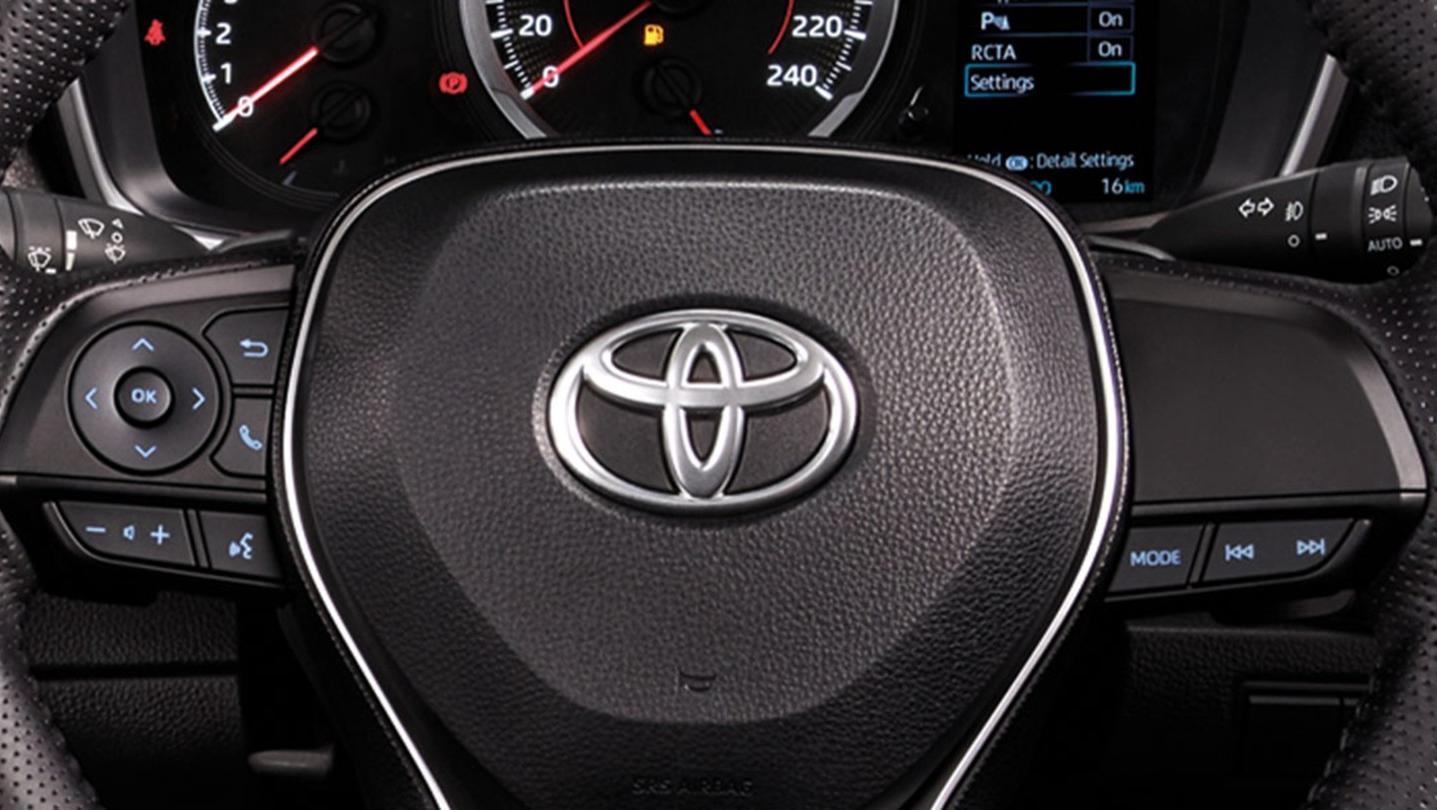 Toyota Corolla-Altis 2020 Interior 002