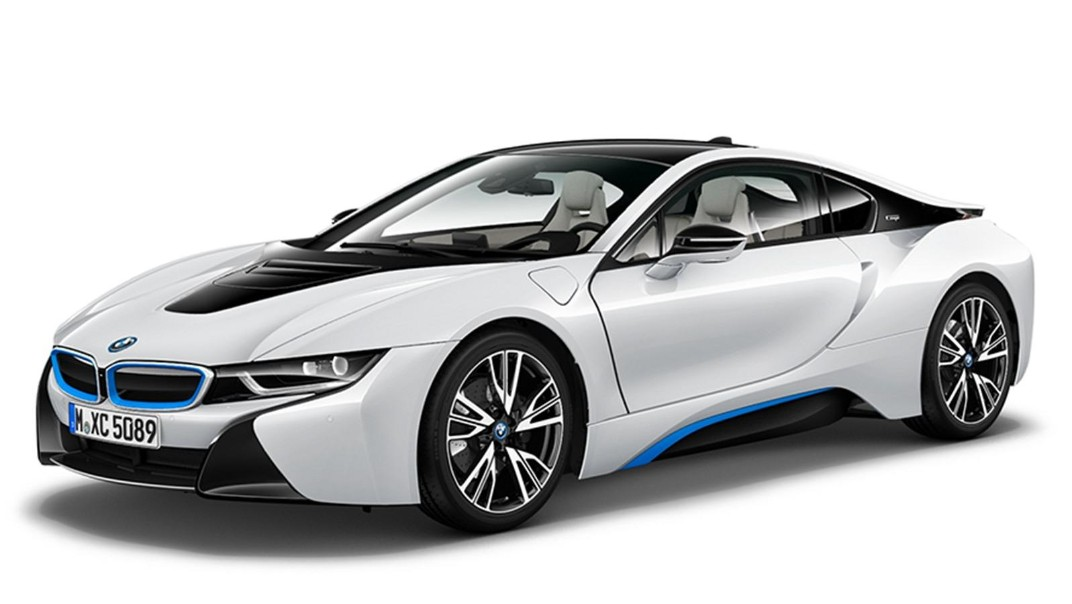 BMW I8 2020 Exterior 021