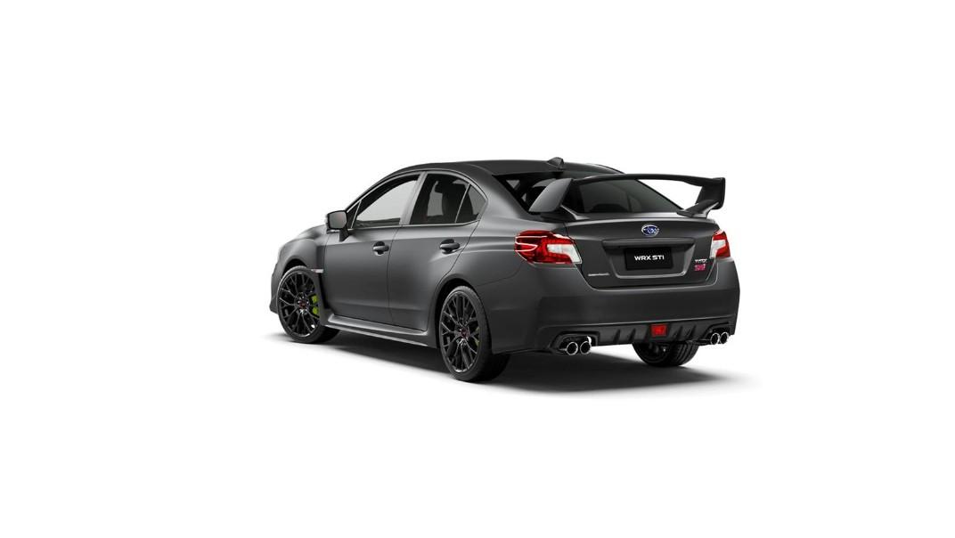 Subaru WRX-STI 2020 Exterior 004