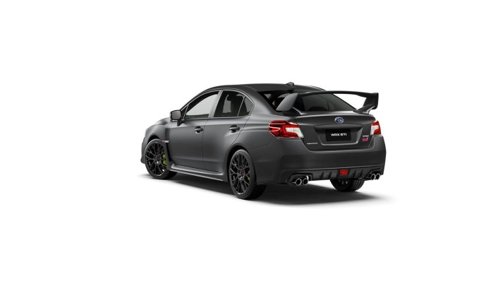 Subaru WRX-STI Public 2020 Exterior 004