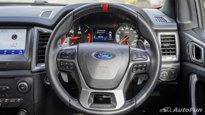 Ford Ranger Raptor 2.0L EcoBlue Interior 003