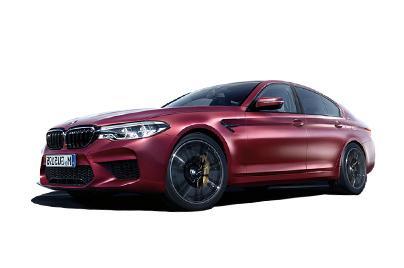 2020 BMW M5 Sedan 4.4L
