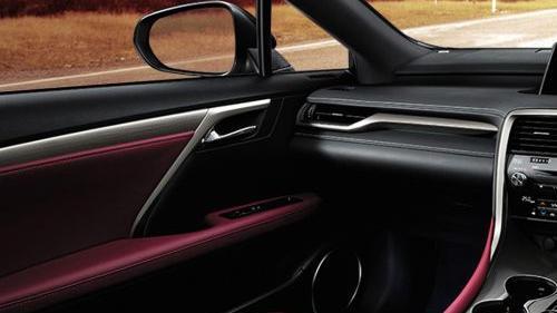 Lexus RX 2020 Interior 007