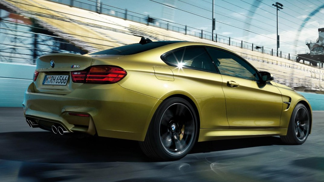 BMW M4-Coupe 2020 Exterior 005