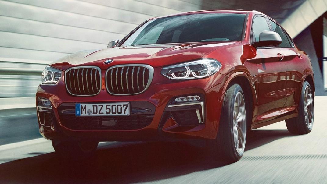 BMW X4 2020 Exterior 004