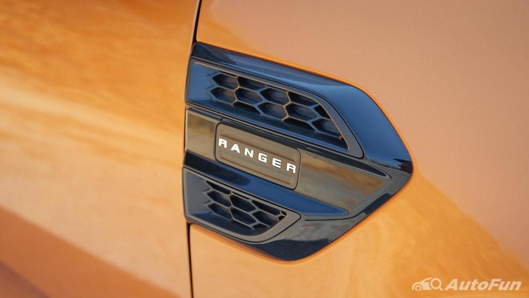 2020 Ford Ranger Double Cab 2.0L Turbo Wildtrak Hi-Rider 10AT Exterior 038