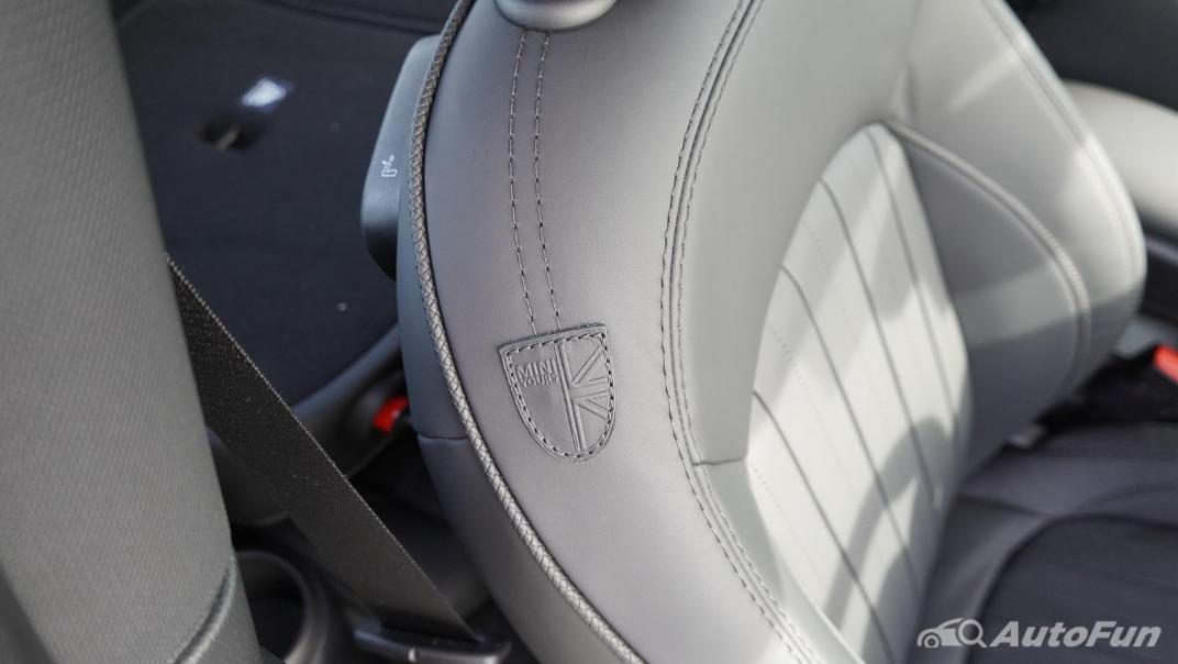 2021 MNI 3-Door Hatch Cooper S Interior 036