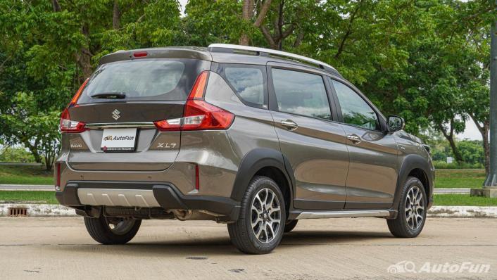2020 1.5 Suzuki XL7 GLX Exterior 005