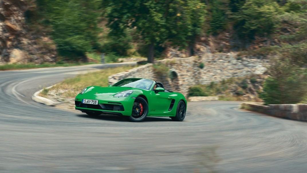Porsche 718 2020 Exterior 018