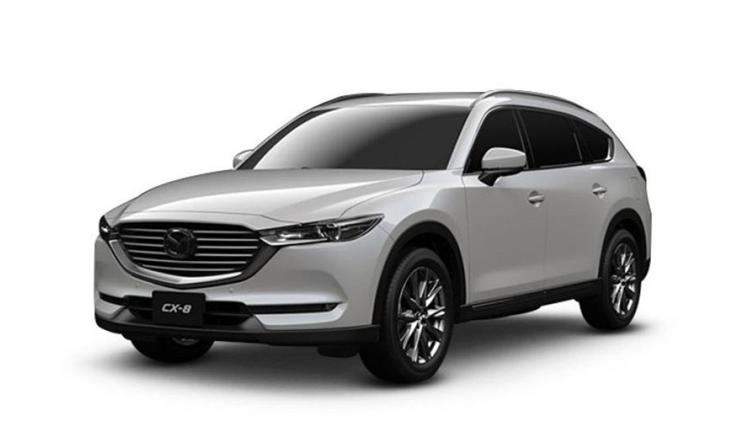Mazda CX-8 Public 2020 Others 006
