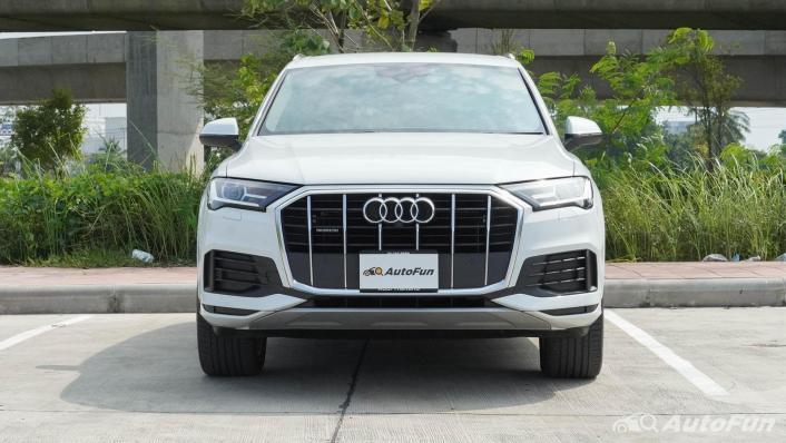 2020 Audi Q7 3.0 45 TDI Quattro Exterior 002