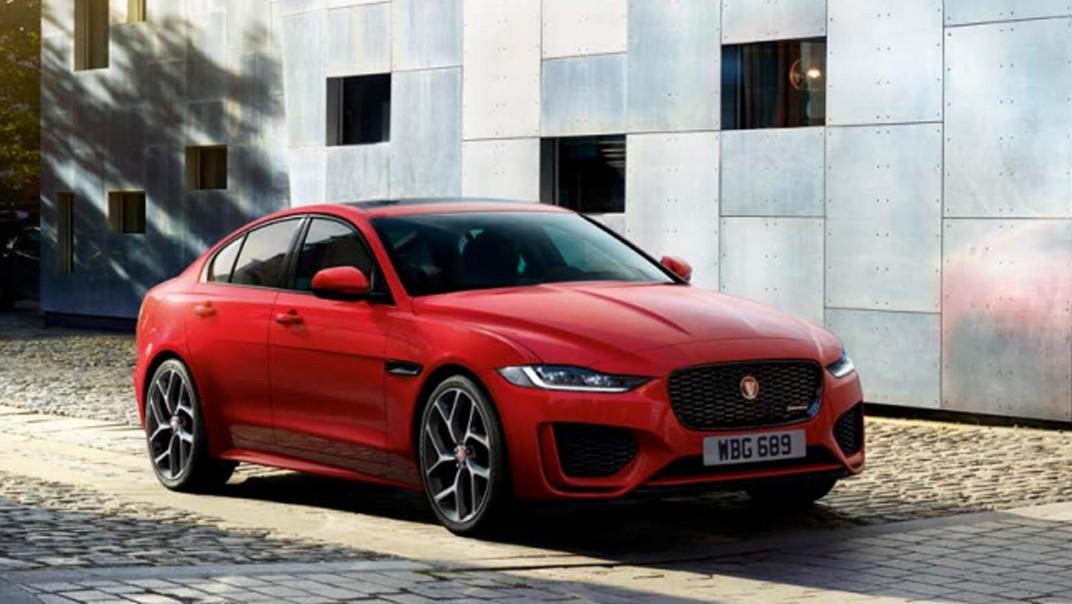 Jaguar XE Public 2020 Exterior 001