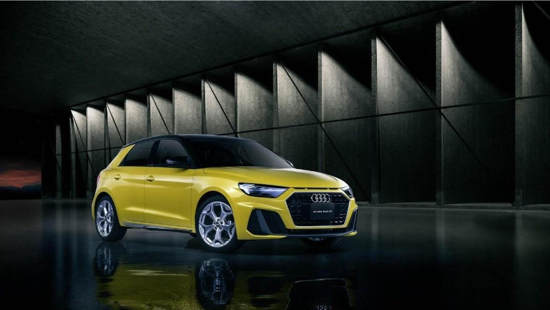 Audi A1 Sportback 2020 Exterior 013