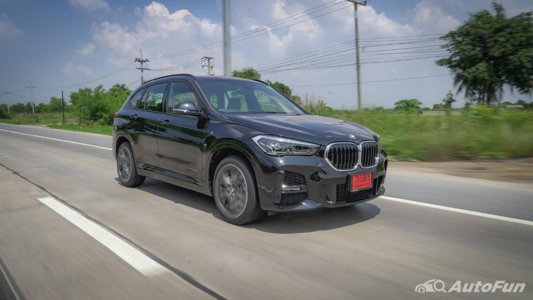 2021 BMW X1 2.0 sDrive20d M Sport Exterior 045