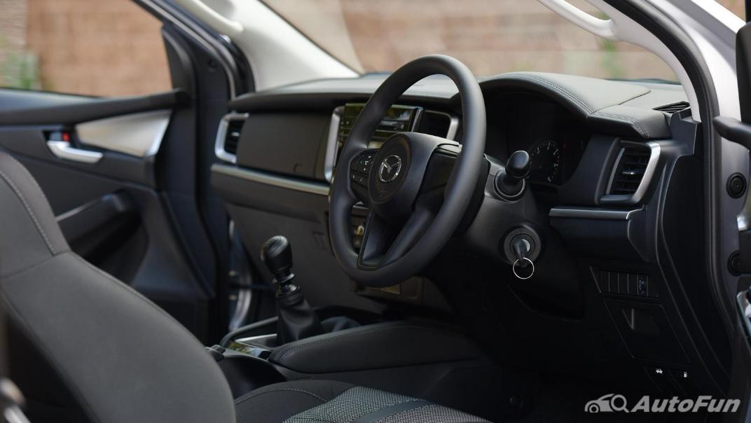 2021 Mazda BT-50 Pro Freestyle Cab 1.9 S Hi-Racer Interior 013