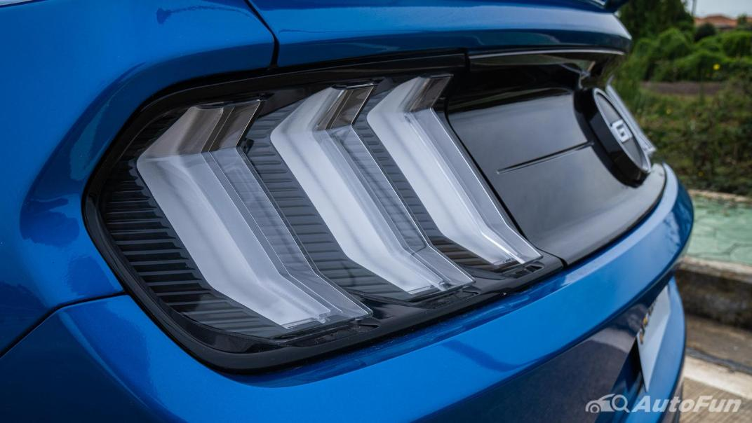 2020 Ford Mustang 5.0L GT Exterior 022