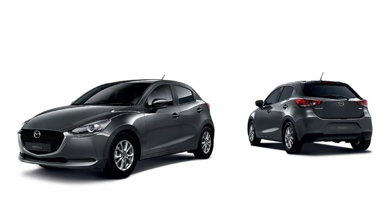 2021 Mazda 2 เพิ่มอ็อปชั่นคงราคาเดิม เล็งชิงลูกค้าจาก Honda City Hatchback 02