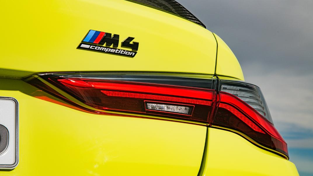 2021 BMW M4 Coupe Competition Exterior 024