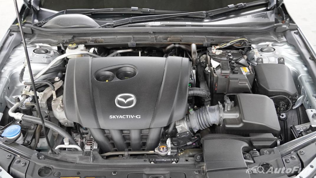 2020 Mazda 3 Fastback 2.0 SP Sports Others 001