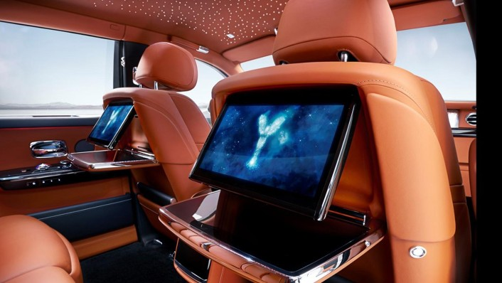 Rolls-Royce Phantom 2020 Interior 002