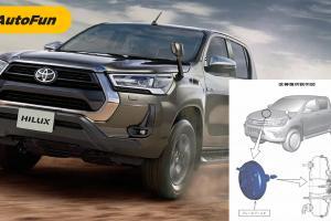 Toyota เรียกคืน Hilux และ Fortuner พบปัญหาหม้อลมเบรกในหลายประเทศ แต่ไทยไปต่อฉลุย?