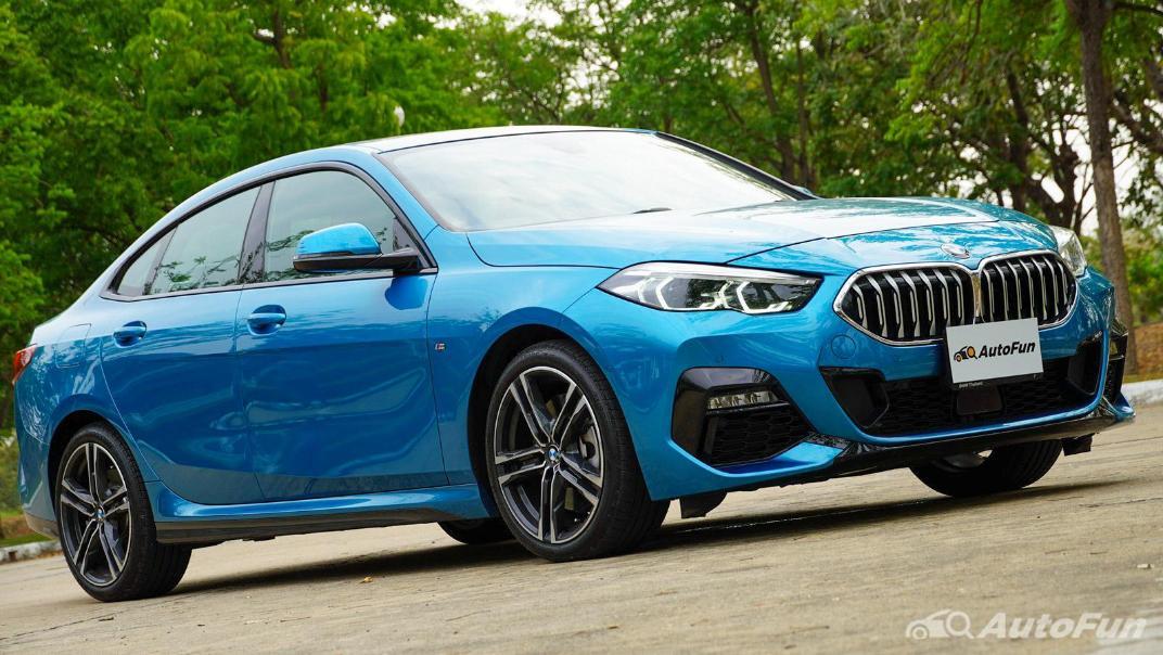 2021 BMW 2 Series Gran Coupe 220i M Sport Exterior 068