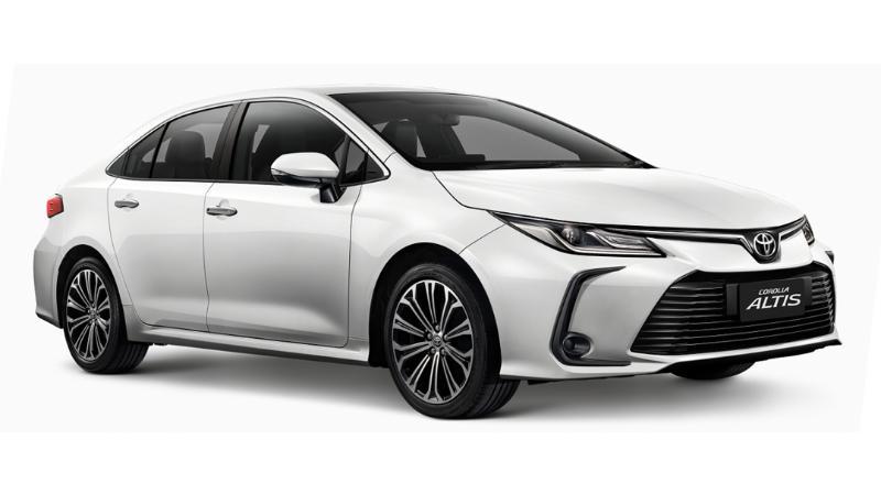 งบ 1 ล้านบาท ถ้าไม่เลือก Toyota Corolla Altis ควรหันไปคบ Honda Civic หรือ MG EP หรือไม่? 02