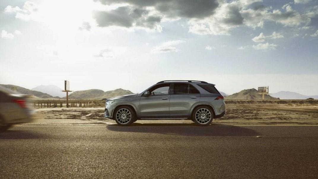 Mercedes-Benz GLE-Class 2020 Exterior 007