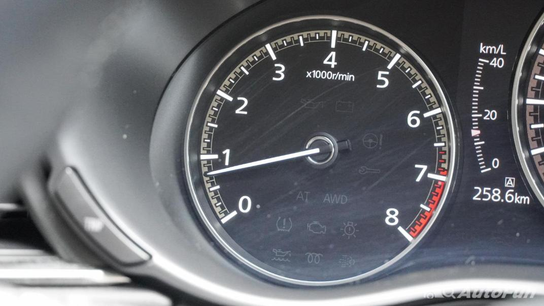 2020 Mazda CX-30 2.0 C Interior 005