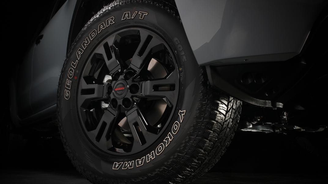 2021 Nissan Navara PRO-4X Exterior 150