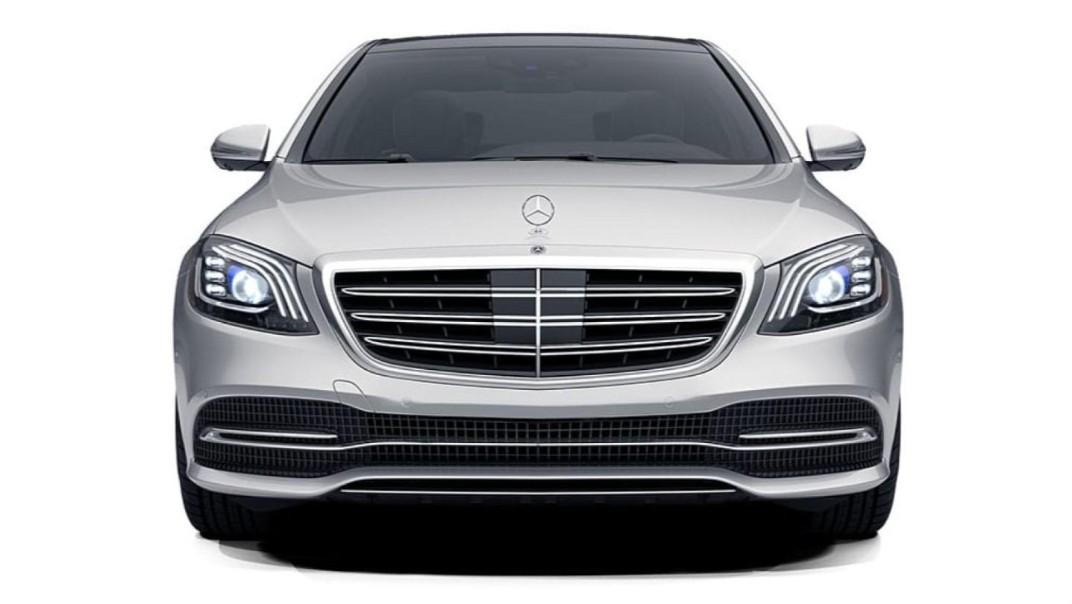 Mercedes-Benz S-Class 2020 Exterior 012