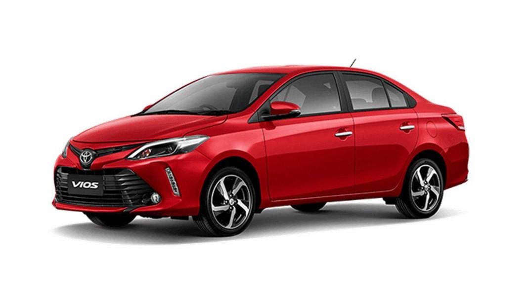 Toyota Vios 2020 Exterior 003