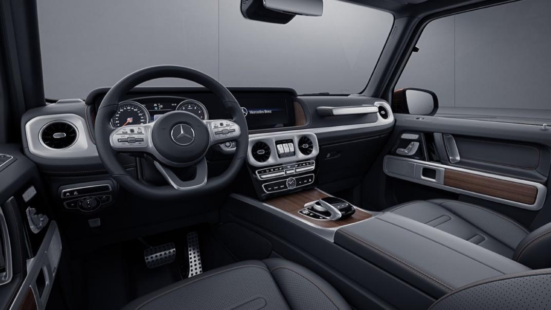 Mercedes-Benz G-Class 2020 Interior 021
