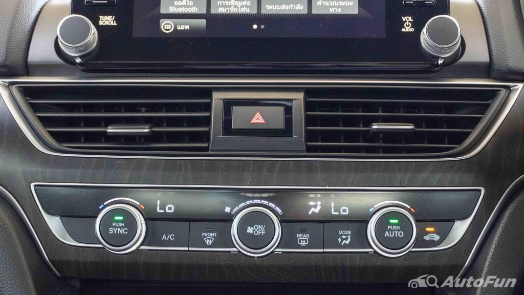 2020 Honda Accord Hybrid Tech Interior 017
