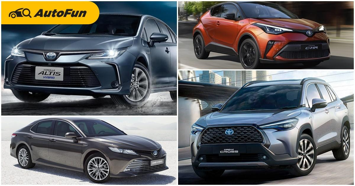Toyota Hybrid มีที่มาอย่างไร ทำไมจึงได้รับความนิยมทั่วโลก? 01