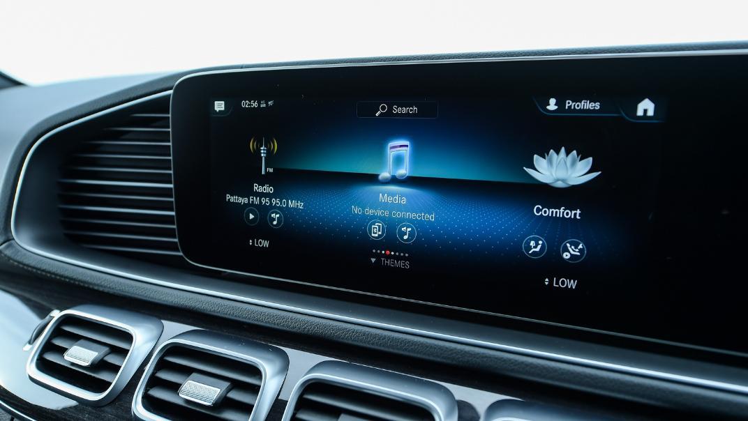 2021 Mercedes-Benz GLE-Class 350 de 4MATIC Exclusive Interior 091