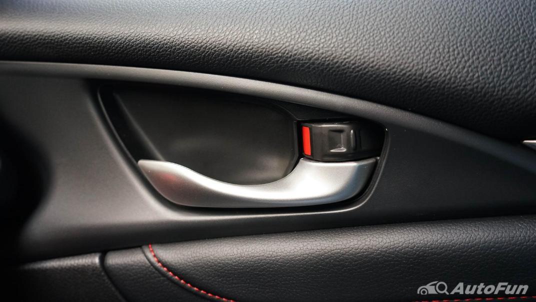 2020 Honda Civic 1.5 Turbo RS Interior 033