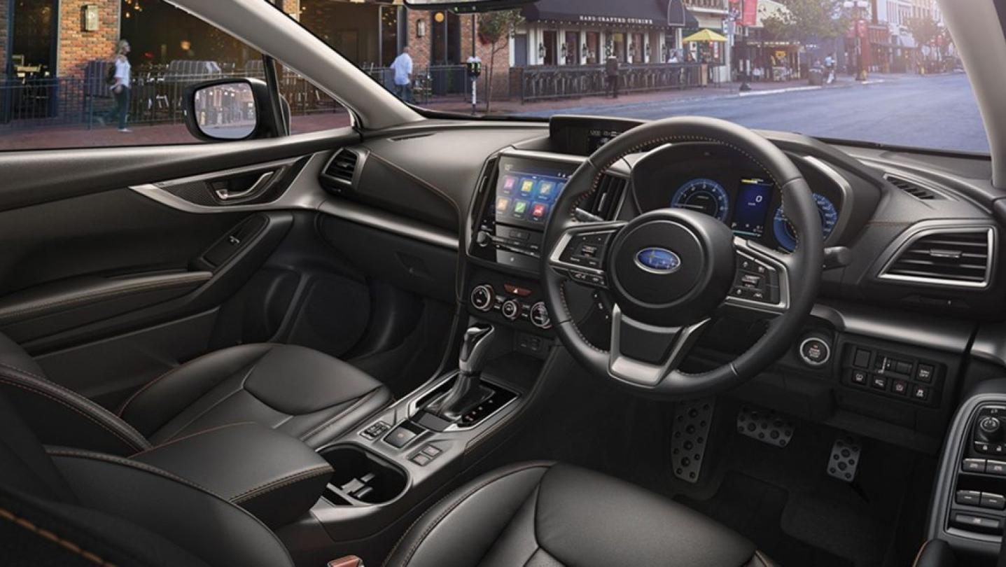 Subaru XV 2020 Interior 002