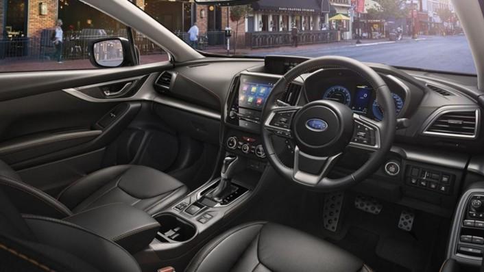 Subaru XV Public 2020 Interior 002