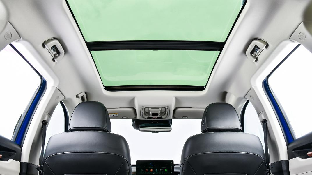 2021 Haval H6 HEV Ultra Interior 057