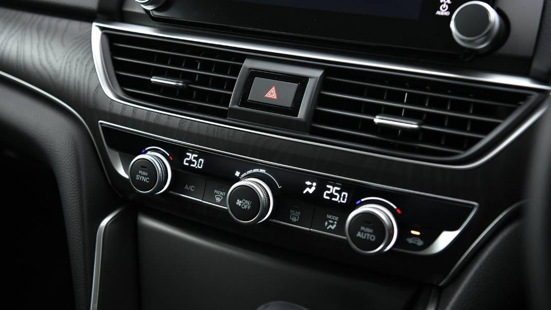 2021 Honda Accord 1.5 Turbo EL Interior 045