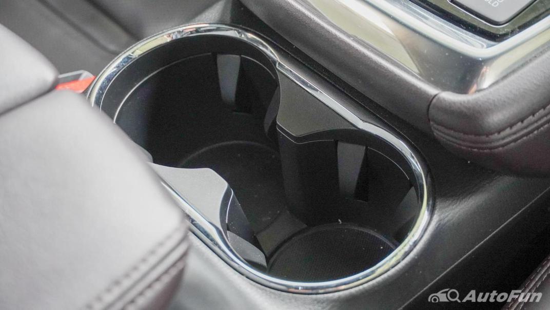2020 Mazda CX-8 2.5 Skyactiv-G SP Interior 027
