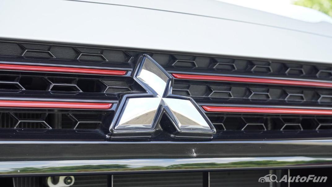 2020 Mitsubishi Attrage 1.2 GLS-LTD CVT Exterior 027