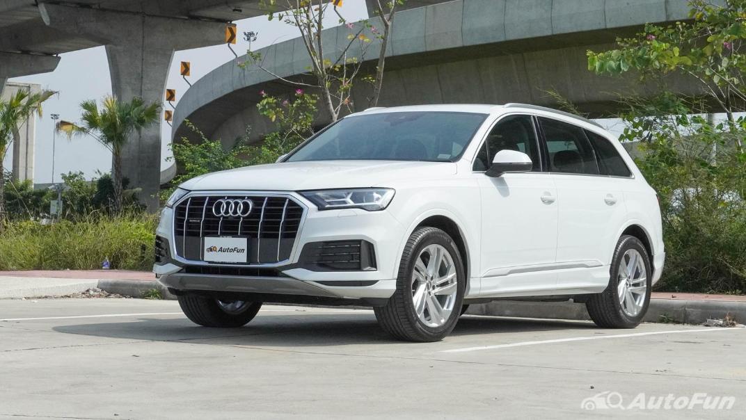 2020 Audi Q7 3.0 45 TDI Quattro Exterior 001