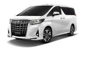 Toyota Alphard 2021 ราคาเริ่มต้น 3,889,000 บาท รถ MPV ยอดเยี่ยมพร้อมเครื่องยนต์เบนซิน 2.5 ลิตร
