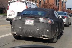 ยิ่งปิดยิ่งอยากรู้ ชมวีดีโอสปายช็อต All-New 2022 Honda Civic Hatchback