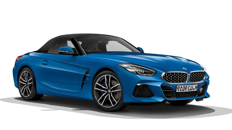 ข่าวรถยนต์:2020-2021 all new bmw z4 roadster เปิดตัวพร้อม